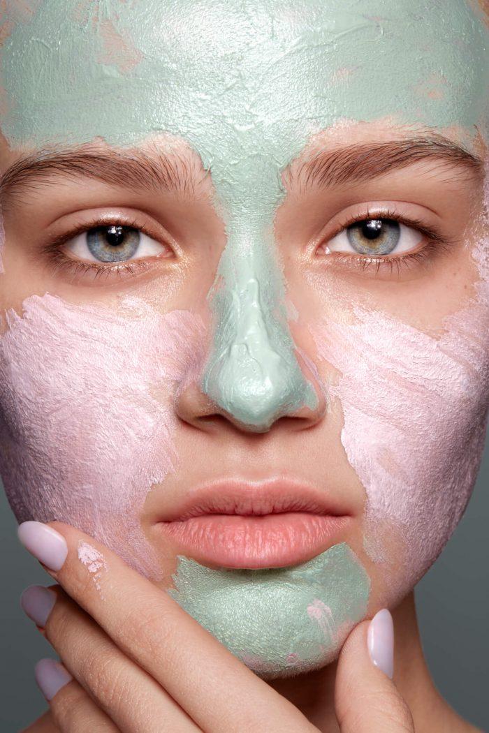 Facemask beauty by Tamara Williams